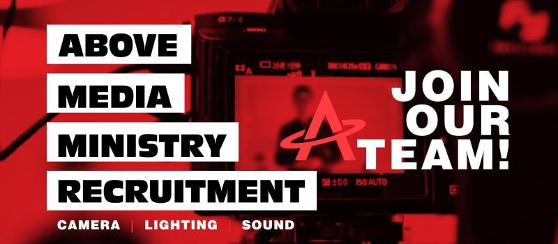 above-media-ministry-recruitment